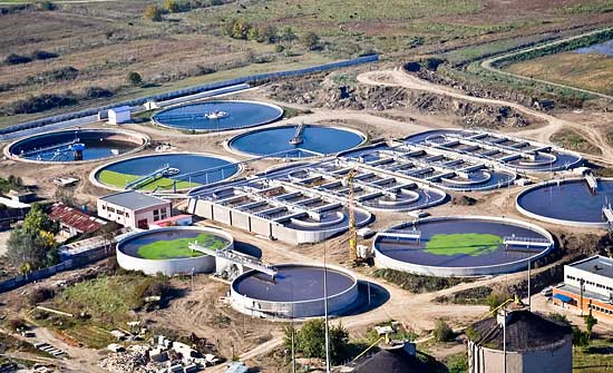 How Is Aeration Used In Wastewater Treatment Louks Engineering